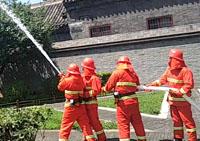 铁岭消防防范胜于生命  安全责任重于泰山